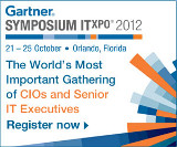 Gartner Symposium/ITxpo 2012
